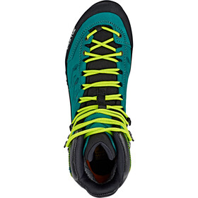 SALEWA Rapace GTX Shoes Damer, shaded spruce/sulphur spring
